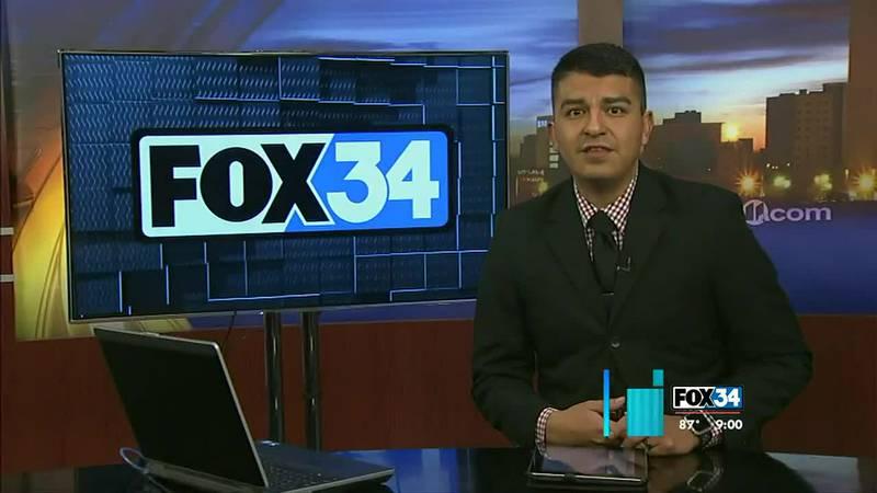 Fox 34 News at Nine for Saturday, Oct. 23