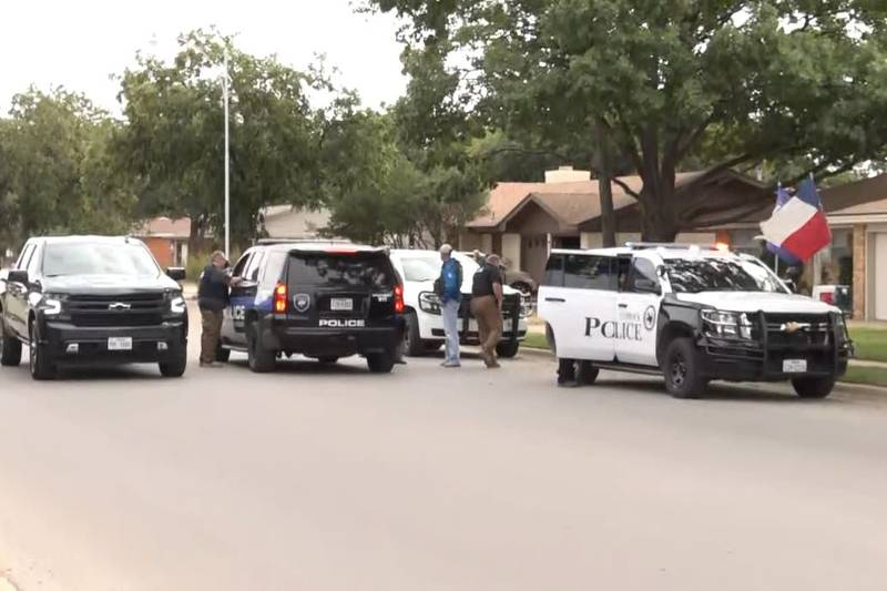 A suspect is in custody and the school lockdowns and lockouts have been lifted after a police...