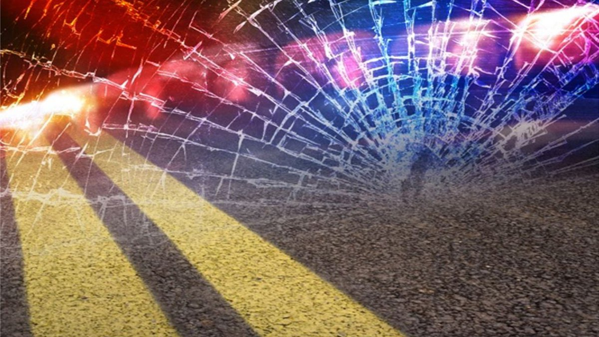 Troopers with the Texas Department of Public Safety are working a crash in Abernathy that left...
