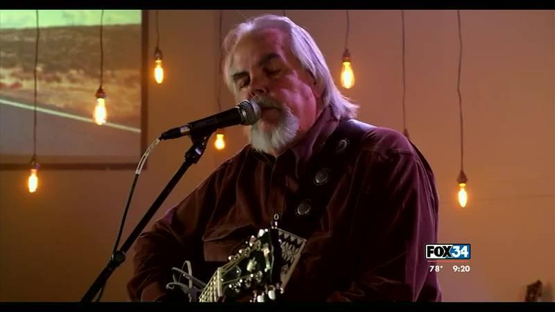 Steve Garry Lubbock Music Now