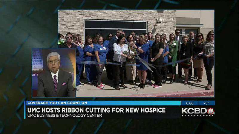 UMC hosts ribbon cutting for new hospice