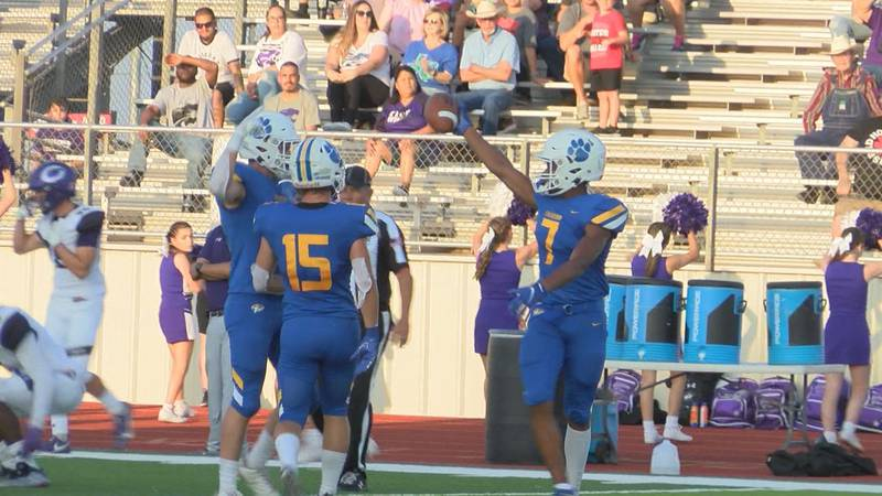 In their week two matchup against the Clovis Wildcats, the Tigers won 62-0 to improve their...
