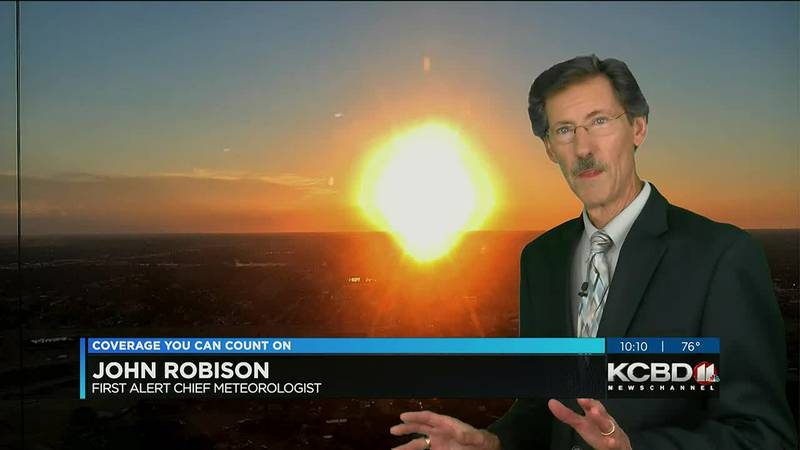 KCBD Weather at 10 for Wednesday, Sept. 15