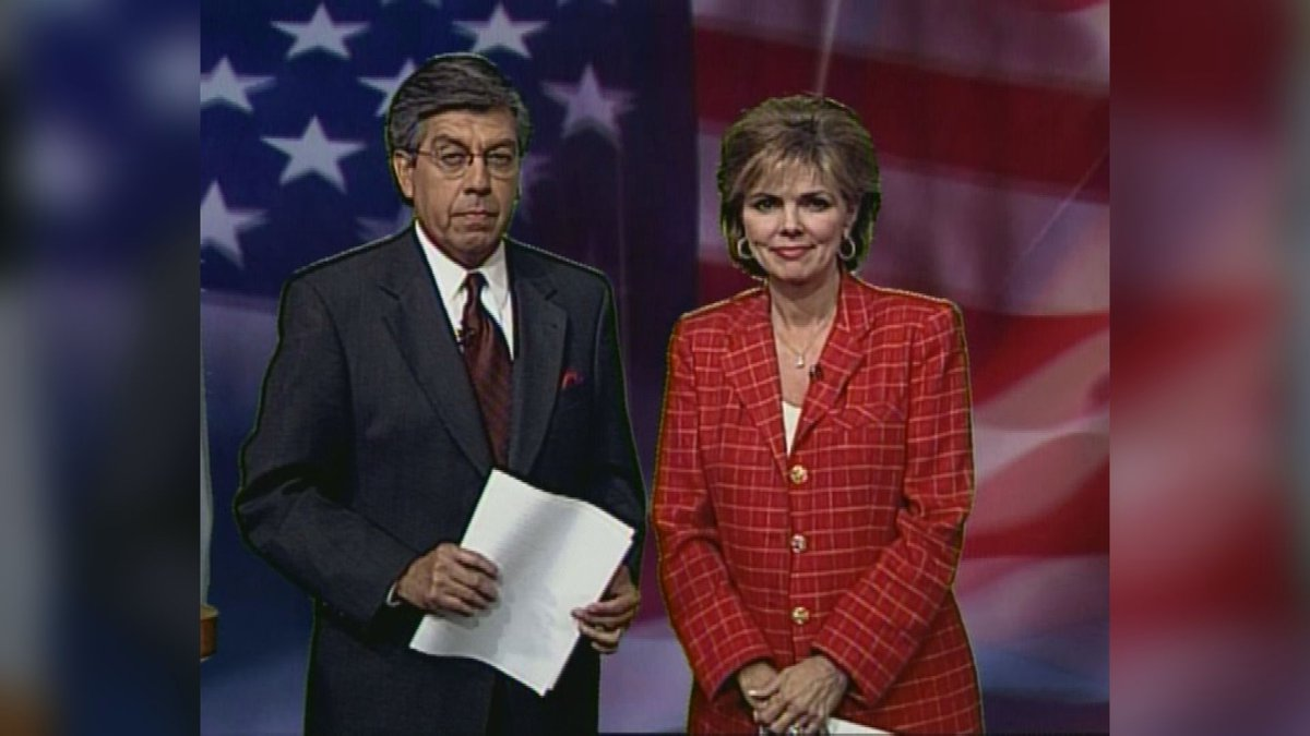 20 years ago, Karin McCay and Abner Euresti bringing the devastating news to the Lubbock...