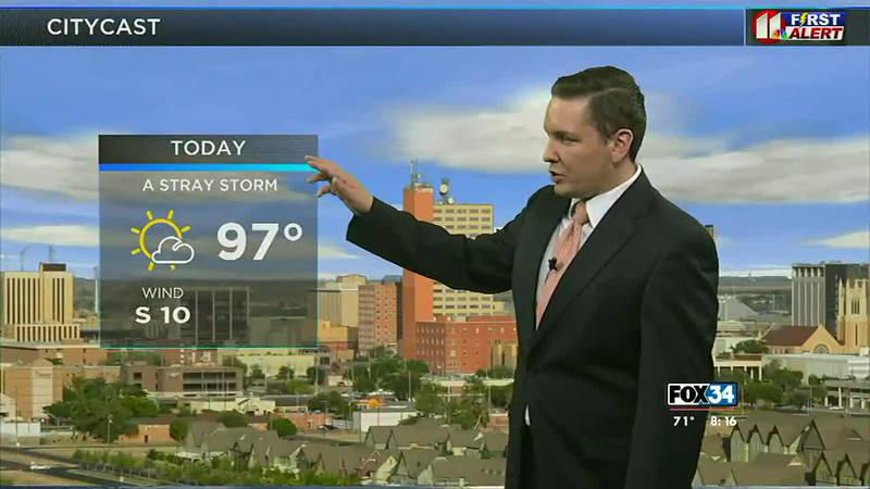 GDL Robert's Tuesday Morning Forecast - July 27