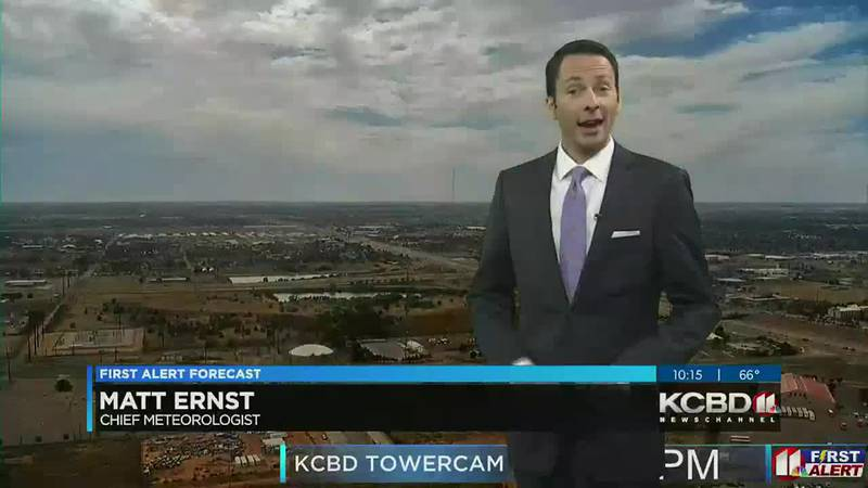 KCBD Weather at 10 for Wednesday, Oct. 13