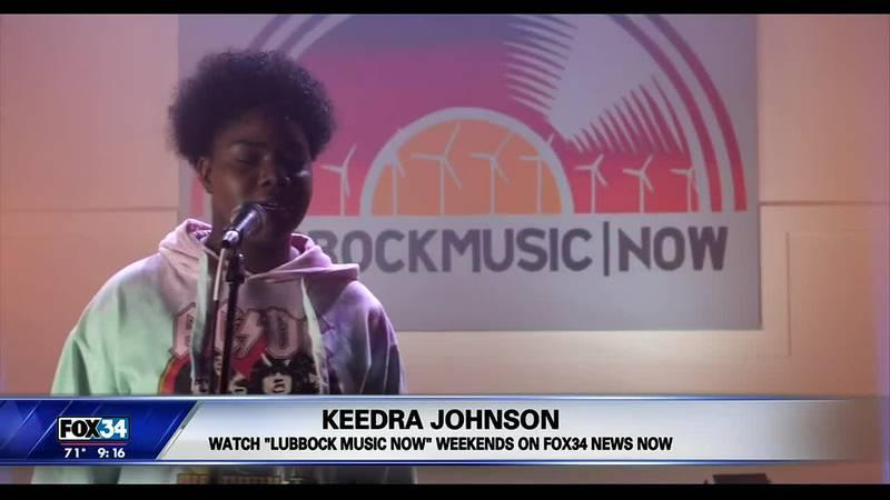 Lubbock Music Now - Keedra Johnson