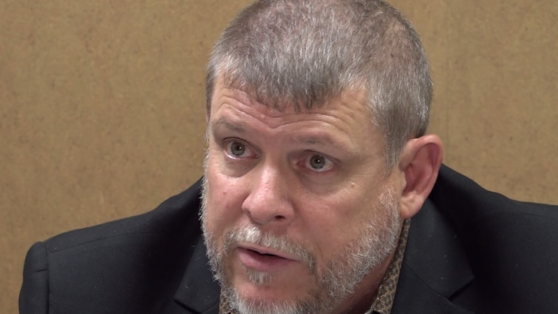 Dr. Addington returned to the dais after former mayor, city manager quit  last month