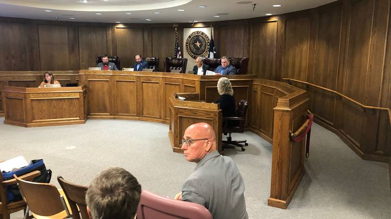 Unanimous approval to order property tax rate election