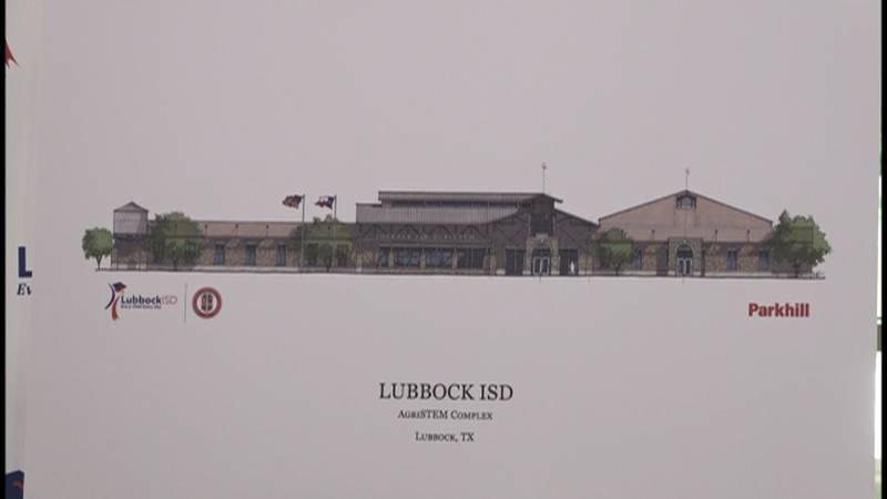 Lubbock ISD and Texas Tech University announced a new Agri-STEM complex for Lubbock ISD...