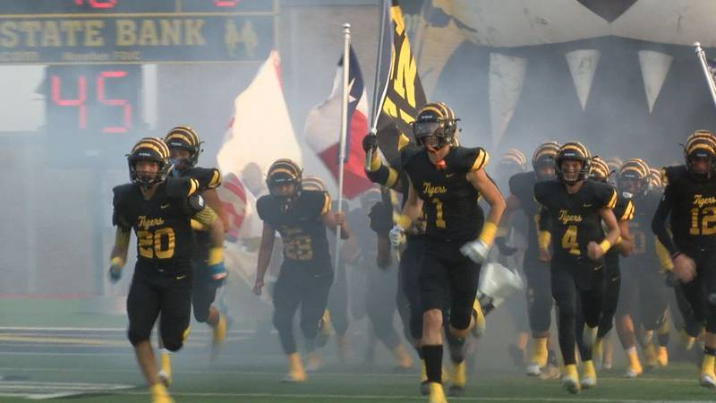 In their Week Three matchup against the Lamesa Golden Tornadoes, the Tigers won 55-0 to improve...
