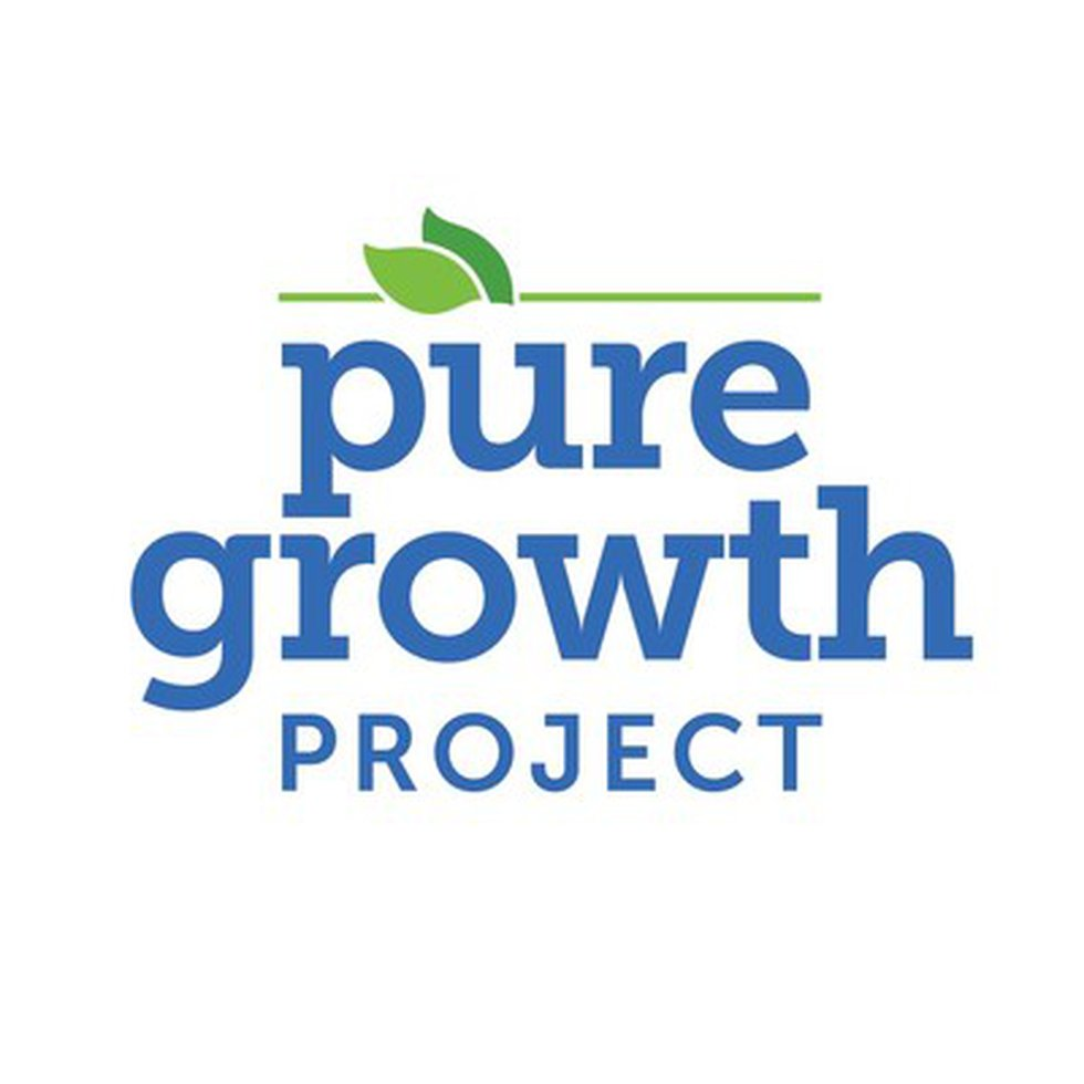 Pure Growth Project Logo