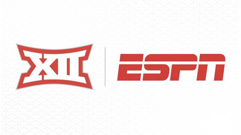 ESPN/Big 12 logos (Source: Twitter)