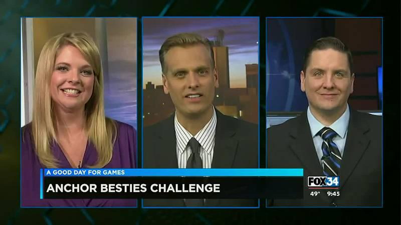 Anchor Besties Challenge