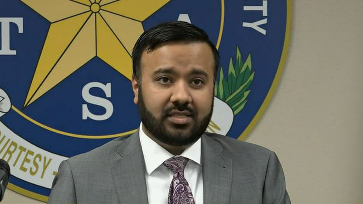 Acting U.S. Attorney Prerak Shah