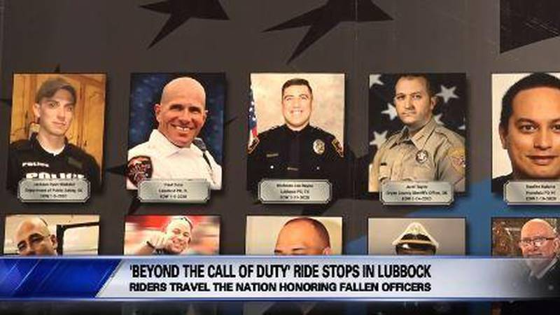 An organization called Beyond the Call of Duty travels to the U.S. to honor the service of our...