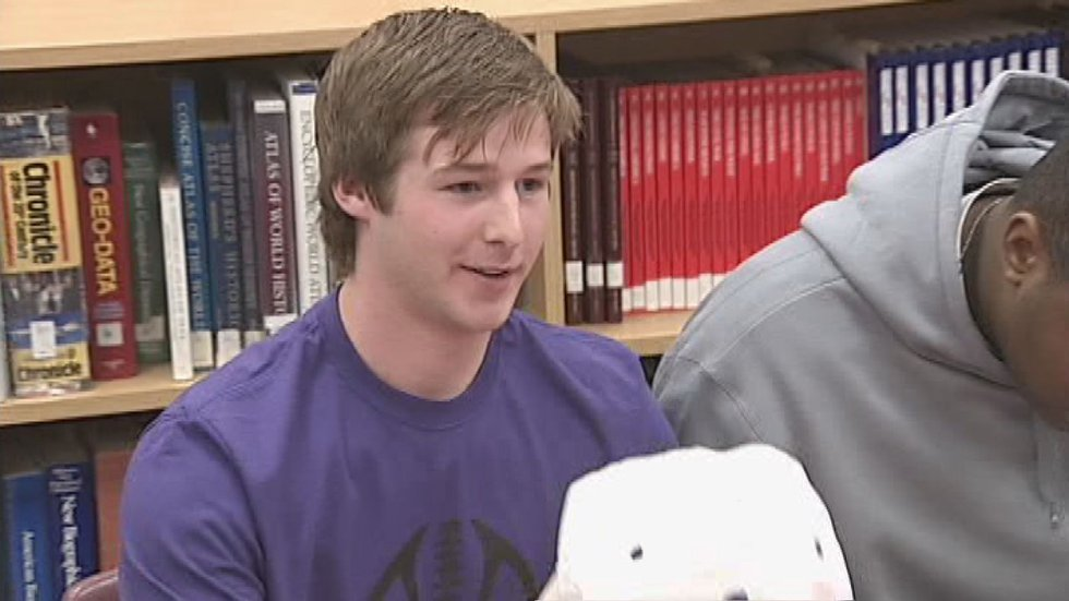 His oldest brother, Brandon played quarterback for the Mustangs from 2010 to 2012, and then...