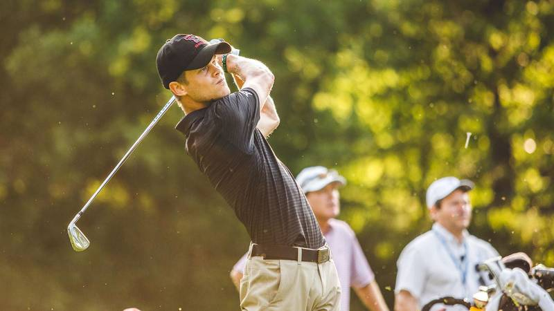 Former Texas Tech men's golfers Mito Pereira and Hurly Long have earned the honor compete for...