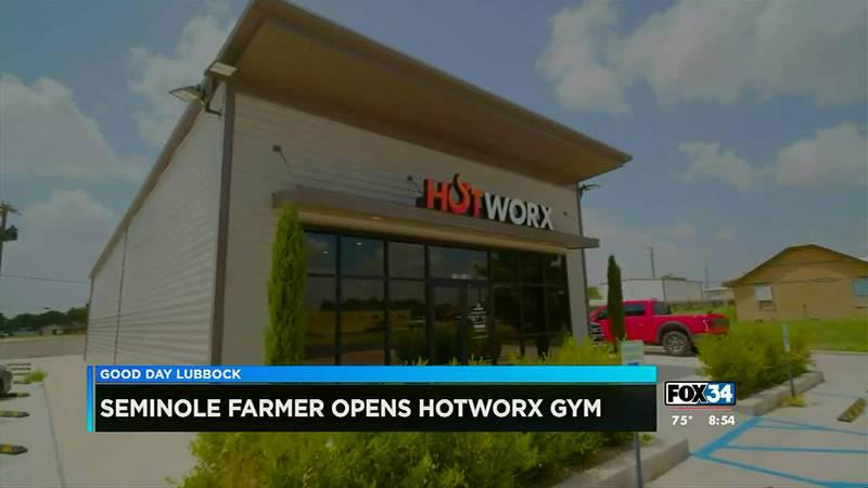 Seminole Farmer opens HotWorx gym