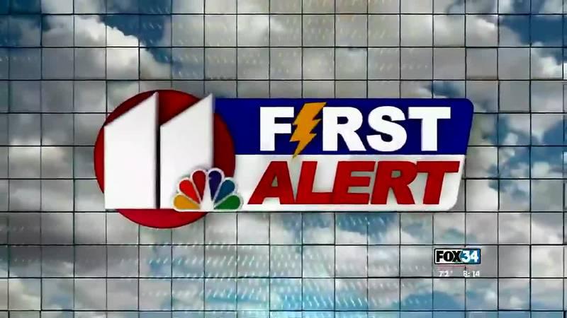 Fox34 First Alert Weather