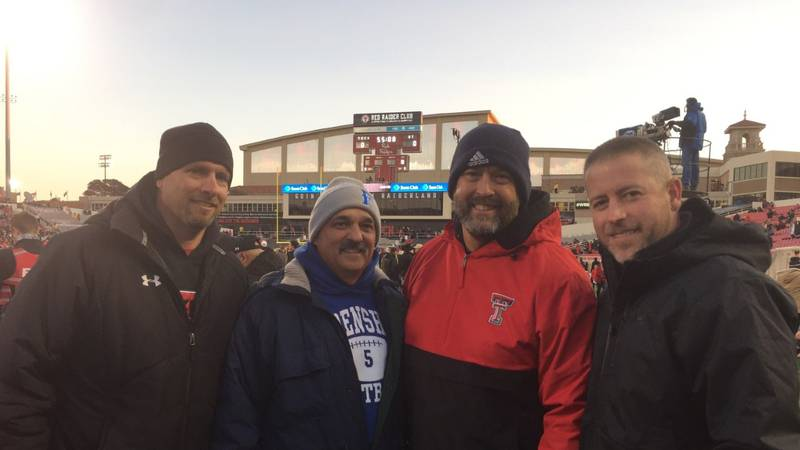 A decades long brotherhood began in Canyon in the 1990s. Then four years ago, Jay Northcutt...