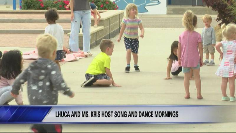 DOIN' GOOD: Lubbock dance teacher hosts 'Song and Dance' mornings with LHUCA