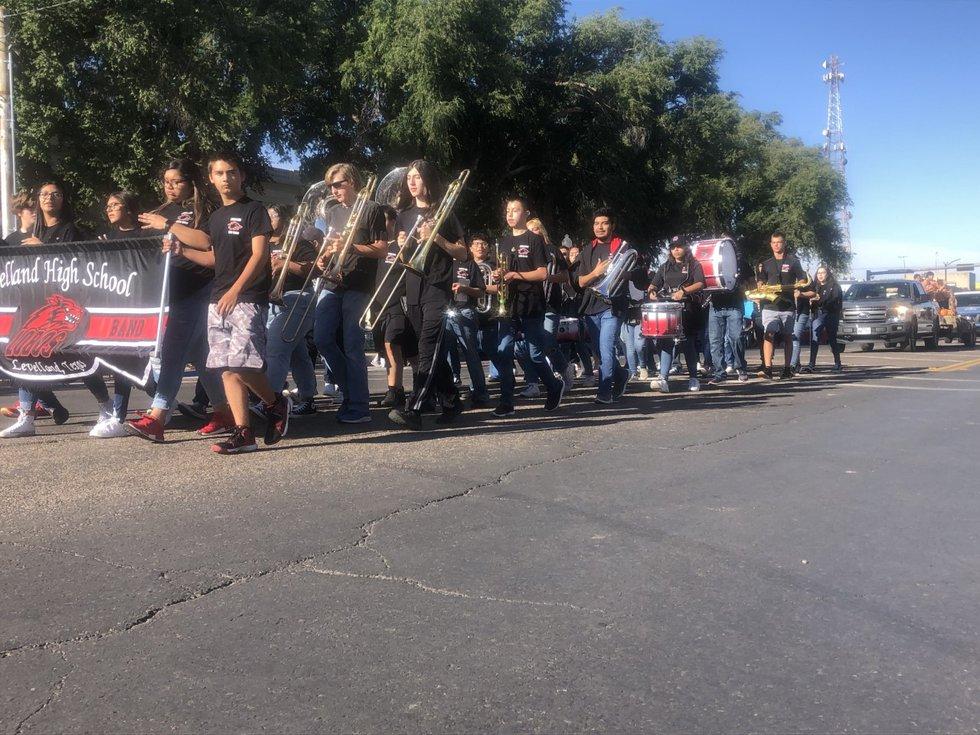 Cotton and Crude Fest Parade