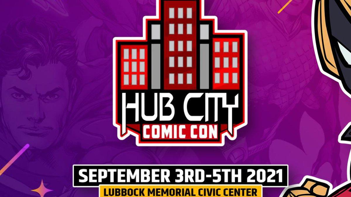 2021 Hub City Comic Con promises a star-studded event.