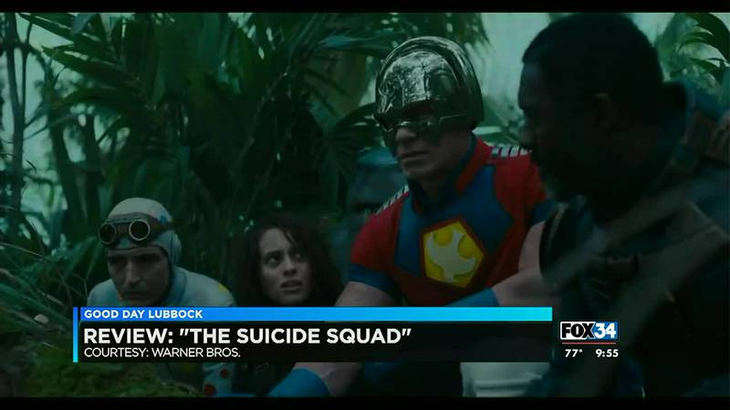 Review: 'The Suicide Squad'