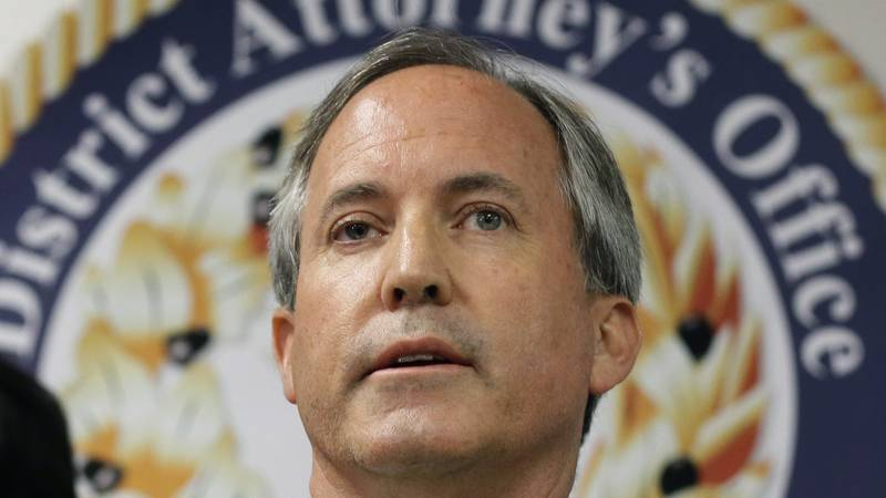 Texas Attorney General Ken Paxton announced Friday his office is suing six Texas school...