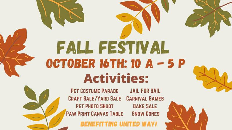 Lubbock Animal Services Fall Festival