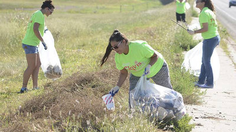 Trek for Trash New Mexico and Portales invites you to come out and help clean up your city in a...