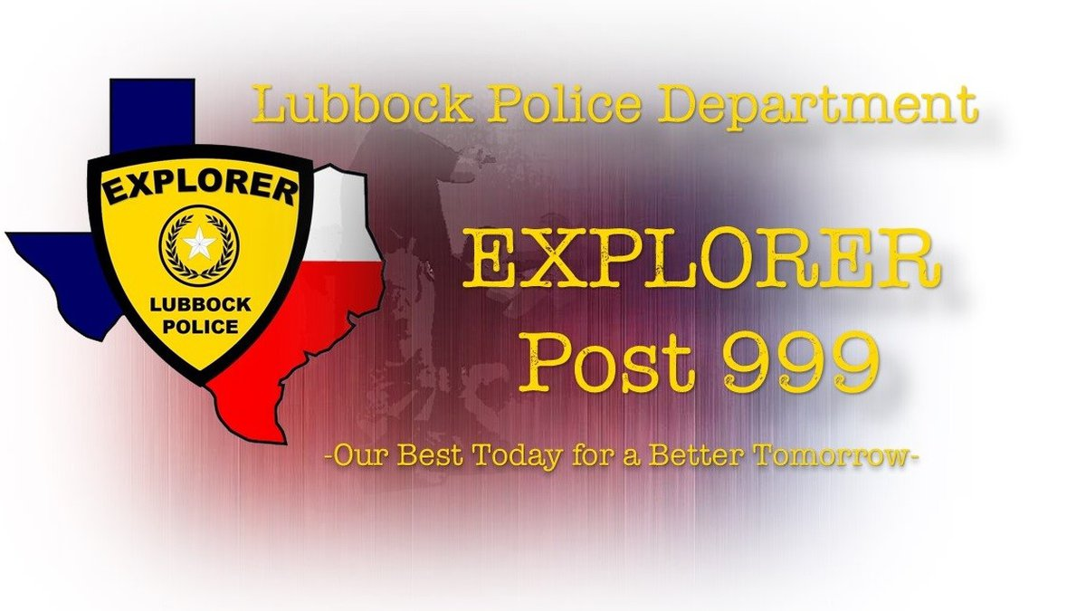 Lubbock Police Department offers training program for young adults seeking career in law...