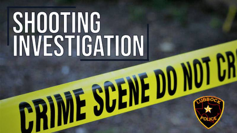 Lubbock police are investigating a shooting in East Lubbock.
