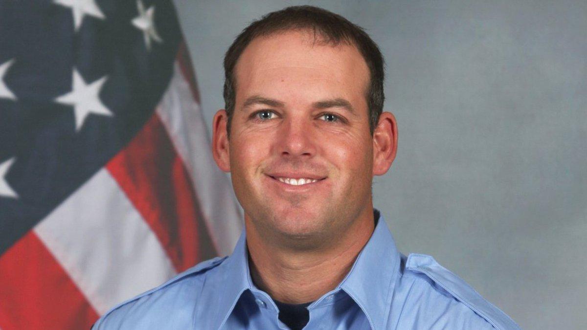 Lieutenant David Eric Hill, age 39