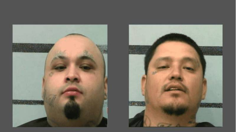 Rico Aguilar, Joe Arredondo arrested after shooting, chase on Sept. 4, 2021. The shooting...