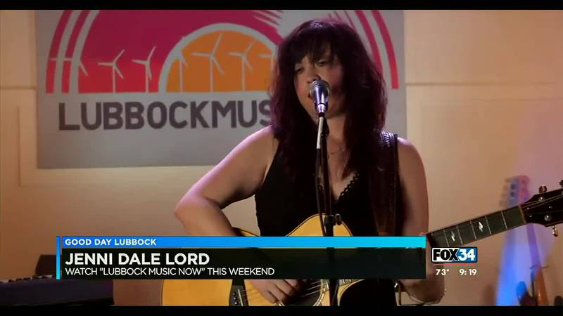 Lubbock Music Now Jenni Dale Lord